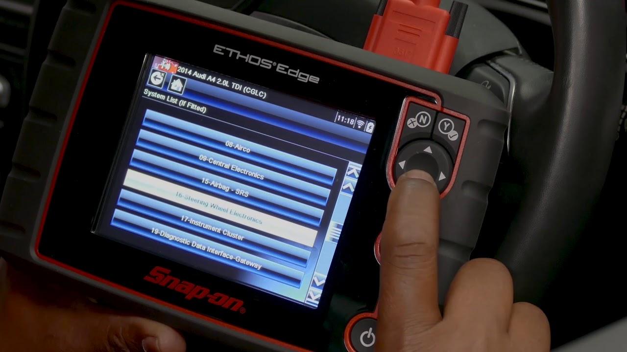 Steering Angle Sensor SAS Calibration, Reset & Relearn