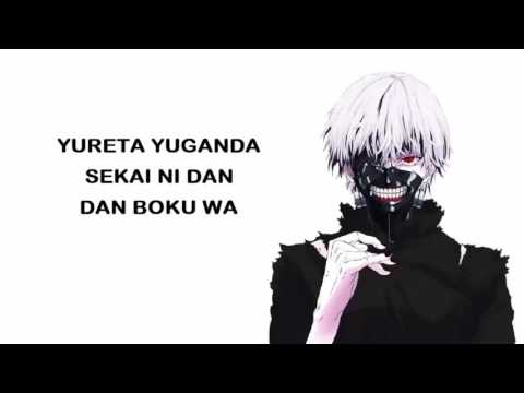 Tokyo Ghoul - Unravel Lyrics (Vocal Cover By Raon Lee)