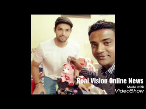 Parth Samthaan Birthday segment Part 1 Exclusive with Real Vision Online News