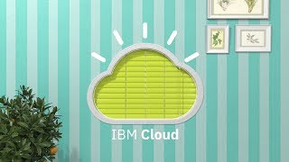 The IBM Cloud is the cloud for business. Yours.