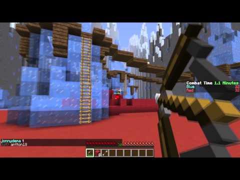 Minecraft- Turf Wars| We OWN IT!!!