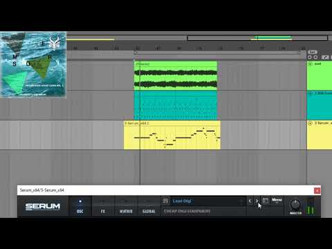 Progressive House Leads Vol.1 for Serum is out