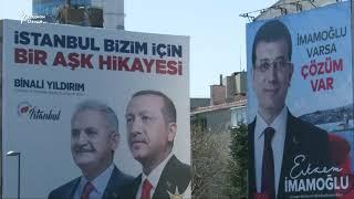 Дар Истанбул мухолифини Президенти Туркия пирӯз шуданд