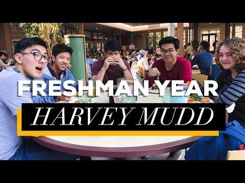 My Freshman Year at Harvey Mudd College