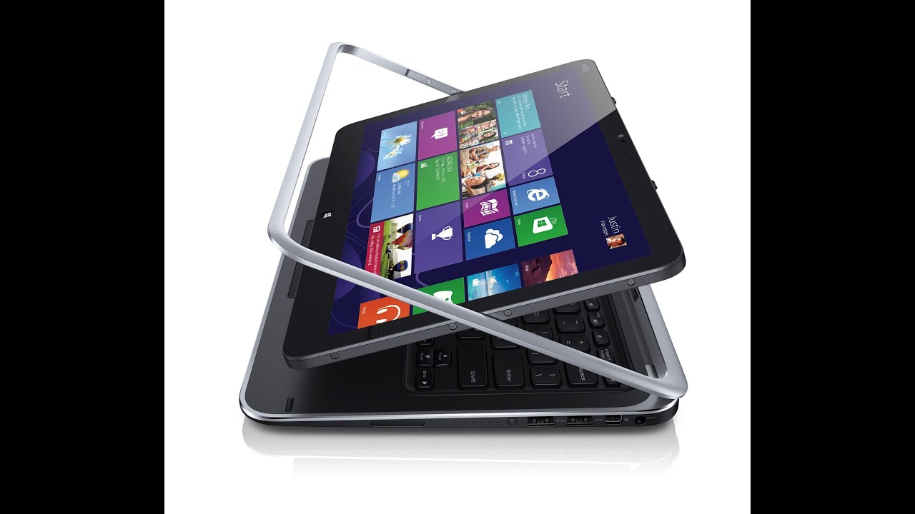 Dell XPS 11 and XPS 12 Preview | Windows 8 content from SuperSite ...