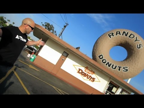 That Famous Donut Shop!!