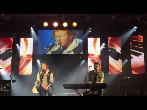 We The Kings - Find You There (Acoustic) in Fort Lauderdale 11/12/14