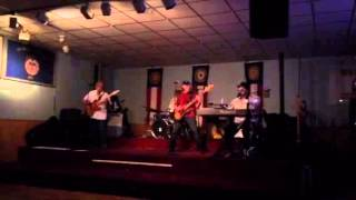 Inside straight blues band