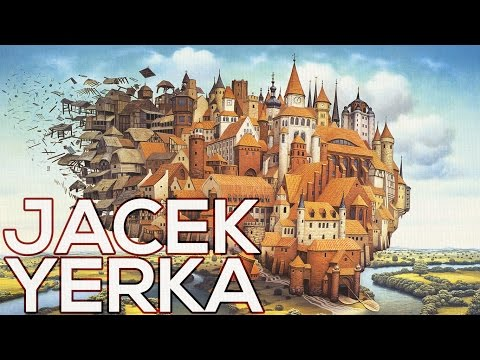 Jacek Yerka: A collection of 466 works (HD)