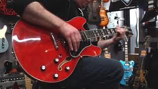 Eastman Guitars | T486 Red | Music Junction