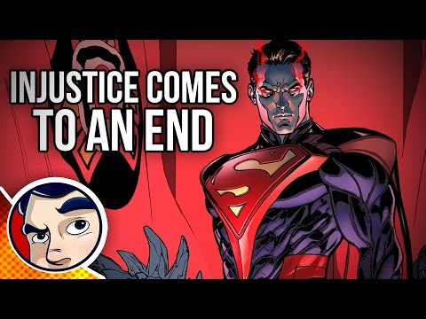 "Injustice ""The Ending"" - Complete Story"