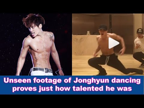 unseen-footage-of-jonghyun-dancing-proves-just-how-talented-he-was