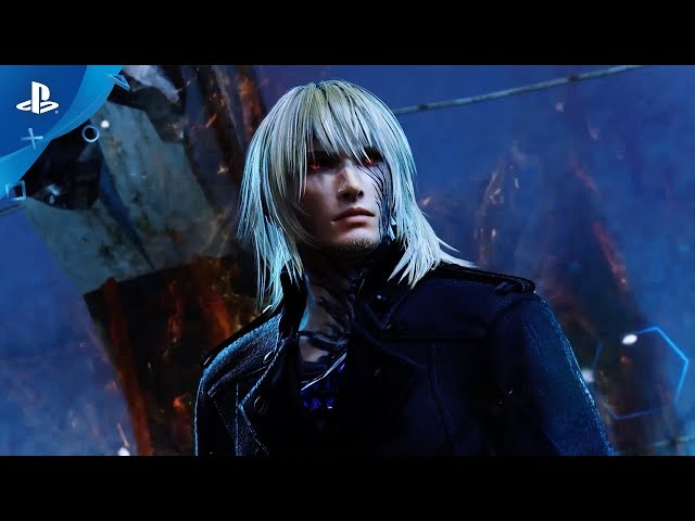 Dissidia Final Fantasy NT - Snow Villiers Reveal | PS4