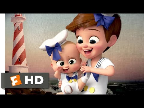 The Boss Baby (2017) - Brotherly Love Scene (5/10) | Movieclips
