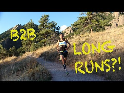 WHY BACK TO BACK (B2B) LONG RUNS ARE OVERRATED   SAGE RUNNING: Ultra marathon training advice