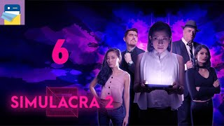 SIMULACRA 2: iOS / Android / PC Gameplay Walkthrough Part 6 - Rex Bad Ending (by Kaigan Games)