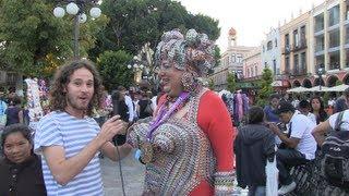 Entrevistas en MARCHA GAY