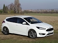 Essai Ford Focus 2.0 TDCi 150 Powershift ST Line 2017