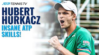 Hubert Hurkacz Most Insane ATP Tennis Shots & Skills! ?♂️