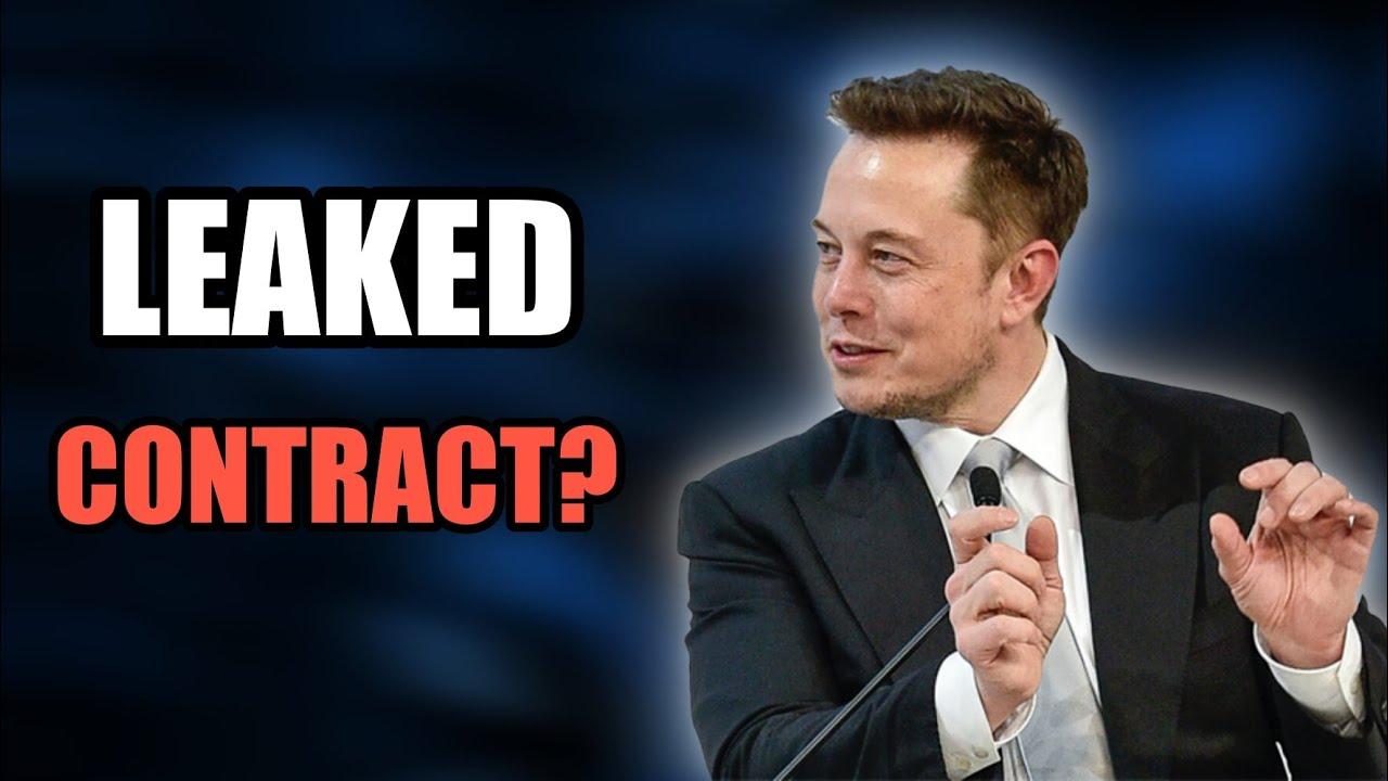 Tesla's Leaked Battery Partnership