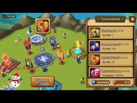 Summoners War - summon season
