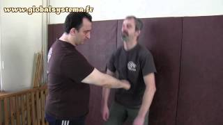 Systema Moscou (7/10) -- Coups de poing/ Punches