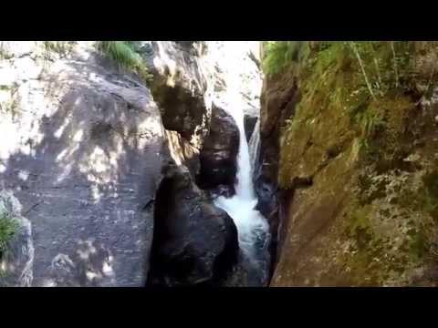 Wilde Wasser : Riesachfälle / Alpinsteig Höll - Schladminger
