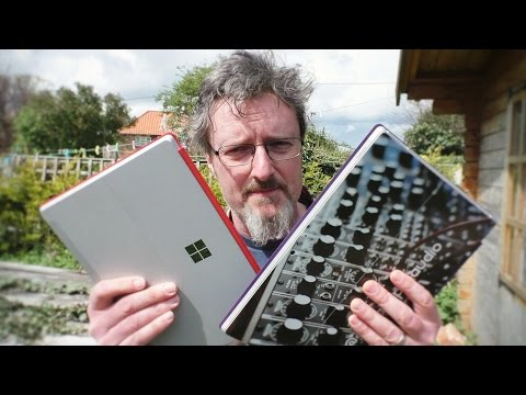 Microsoft Surface 3 - Full Review and SP3 Comparison for Music Production