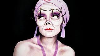Maquillaje de Yzma | Las locuras del Emperador | Colaboración con Sandy y Pao!