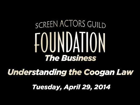 The Business: Understanding the Coogan Law