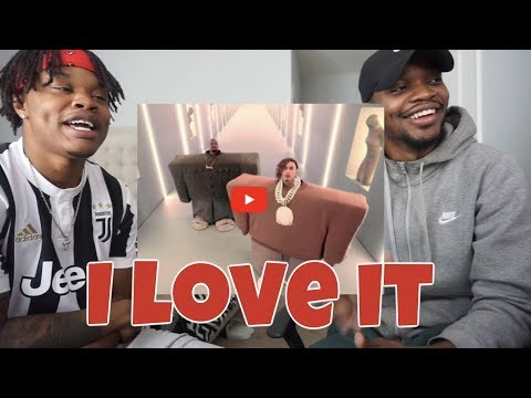 "Kanye West & Lil Pump ft. Adele Givens – ""I Love It"" (Official Music Video) – REACTION"