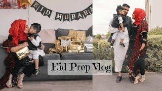 Eid Prep Vlog | Is it Eid tomorrow?