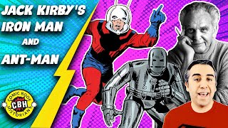 Episode 10. Jack Kirby, co-creator of Marvel (2/5): Iron Man & Ant-Man.  by Alex Grand