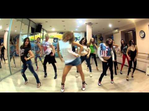 Ciara - Read My Lips Choreography