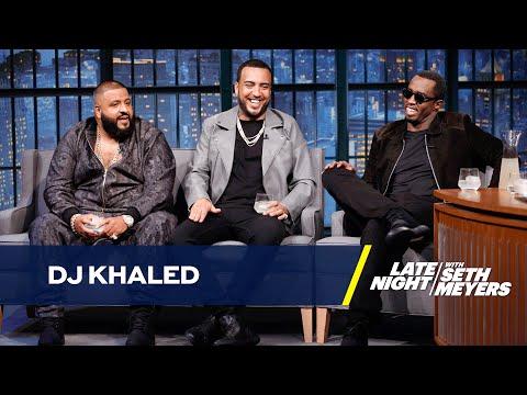"""DJ Khaled Explains """"Major Key"""""""