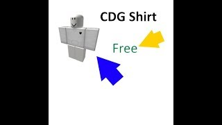 ROBLOX | How to get CDG and ASSC shirts for free! (Link in description + bonus Supreme t shirt)
