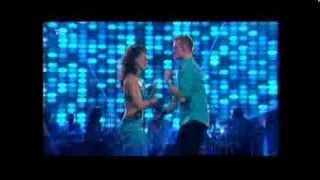 Mie & Mads danser Samba - Vild Med Dans 2013 Runde 6