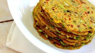 Recipe - Cabbage paratha (मराठी)