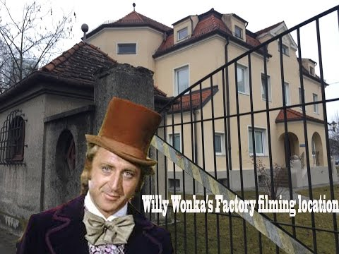 Willy Wonka and The Chocolate Factory| Gene Wilder | Filming