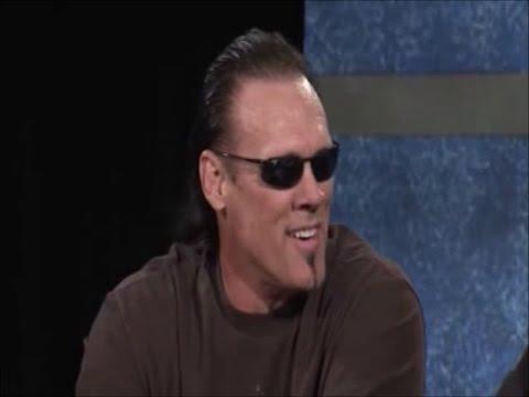 Sting, Jeff Jarrett, Jim Cornette, Don West + Mick Foley on Spin Cycle [July 2009]