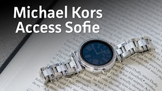 Michael Kors Access Sofie review: The prettiest Android Wear smartwatch you'll lay eyes on