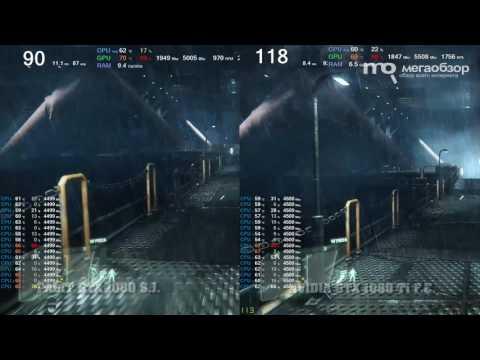 Семейства видеокарт NVIDIA GeForce - справочная информация