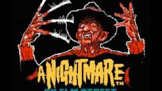 Nightmare on Elm Street, A (NES) Music - Elm Street