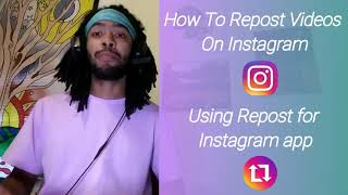 How to repost on Instagram (June 2019)
