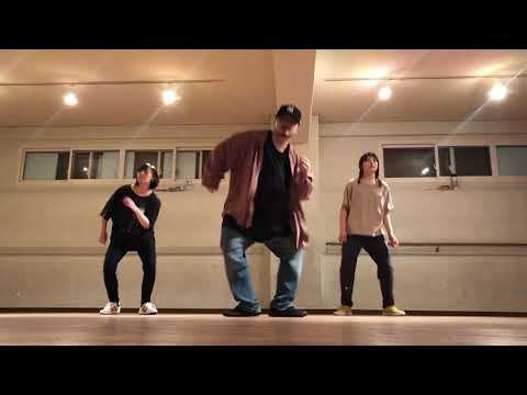 HIPHOPダンスレッスン振り付け【入門/初級】(2019)