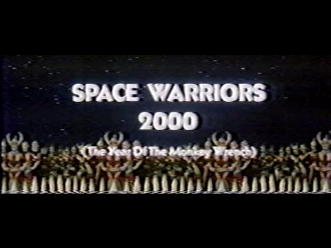 Space Warriors 2000 (1985) - The Infamous Illegitimate Ultraman Movie