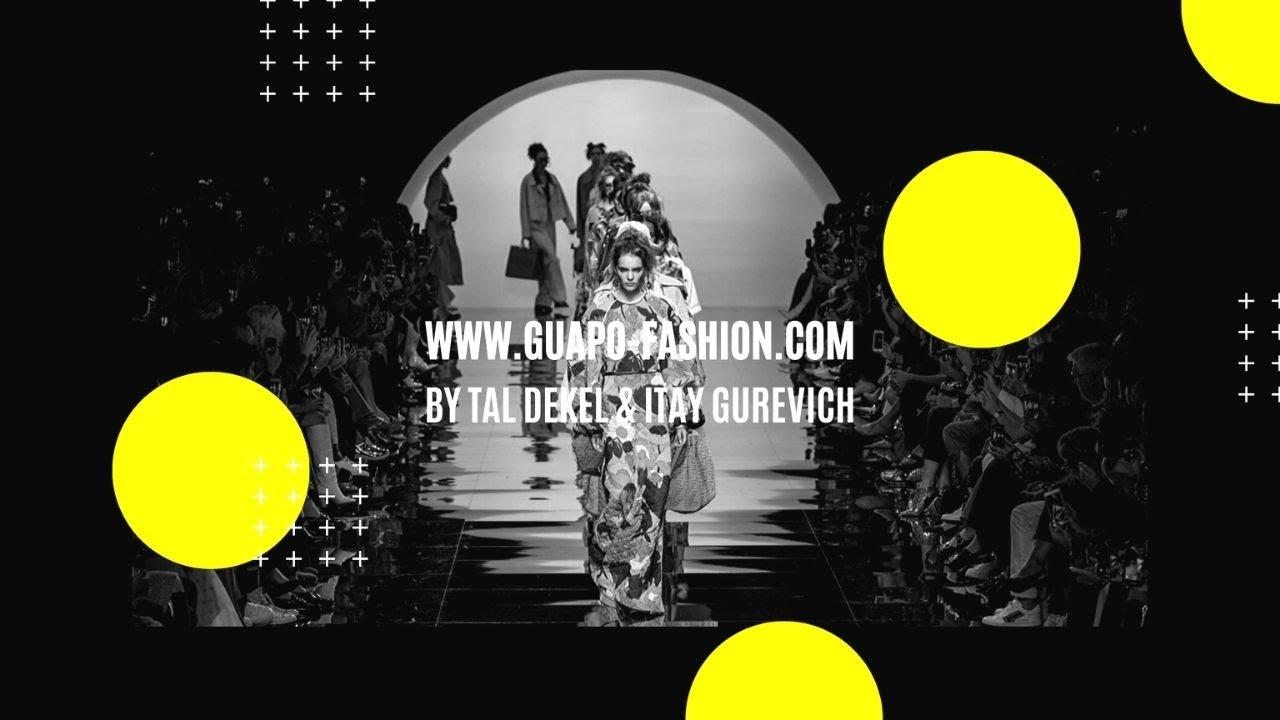 תעשיית האופנה: מגזין אופנה אינטרנטי חדש בהגשת טל דקל ואיתי גורביץ