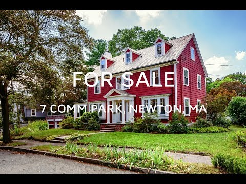 For Sale - 7 Commonwealth Park, Newton, MA 02459
