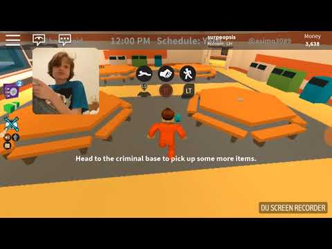 Roblox Ps4 Playing Roblox Jailbreak With A Ps4 Dulshock
