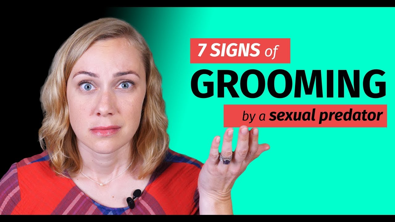 Grooming sexual behavior